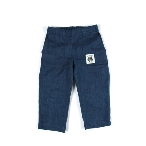 Hemp French Workmen's Pants