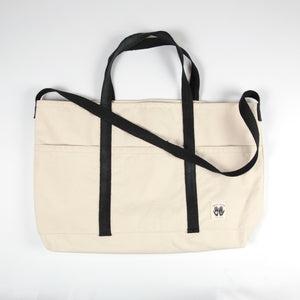 Natural Diaper Tote