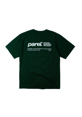 BACKPRINT TEE - GREEN