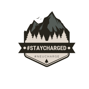 NeuCharge StayCharged logo