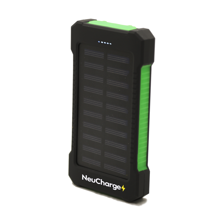 NeuCharge: Solar Charging Powerbank