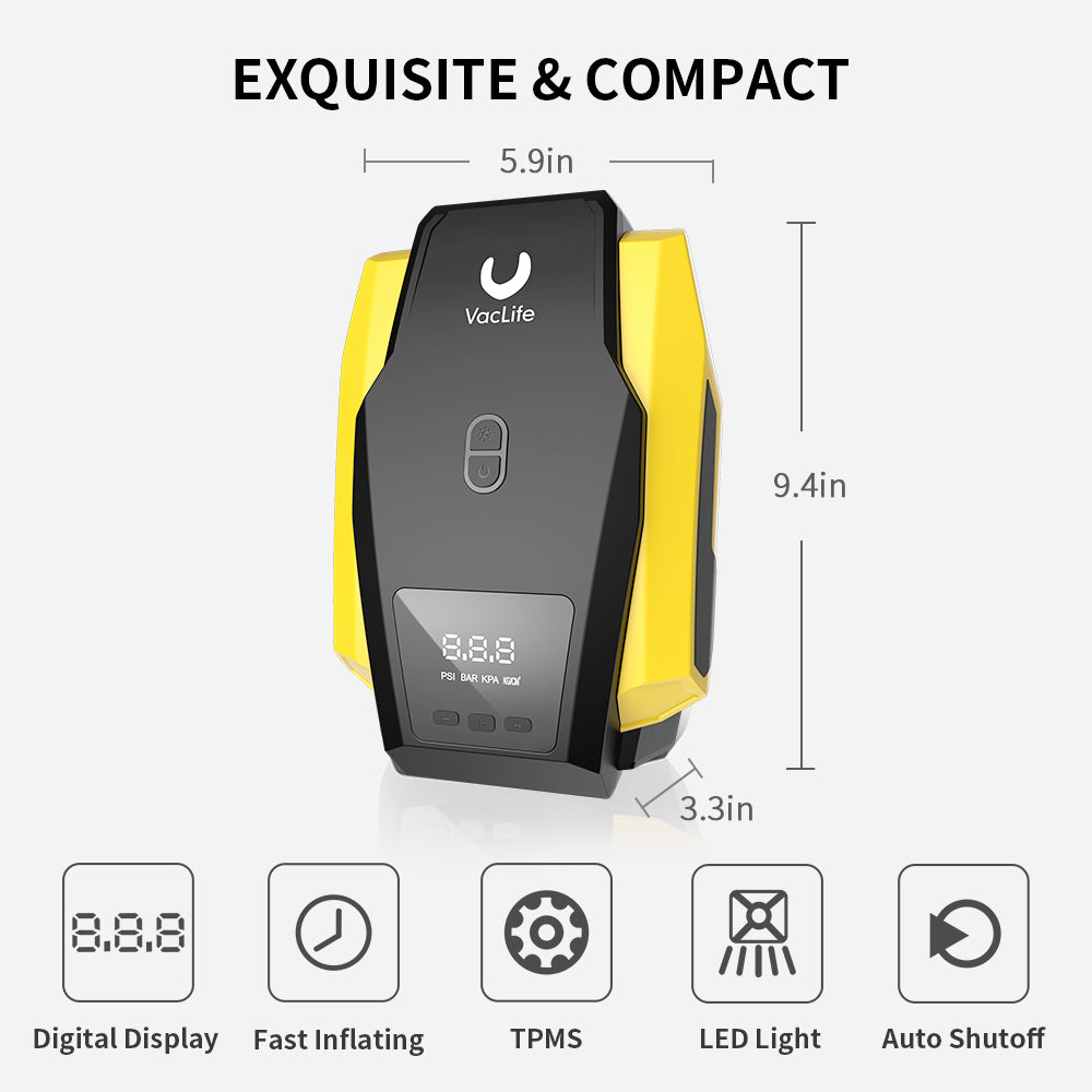 VacLife | Stick Vacuum Cleaner 712 - Corded 2 in 1