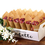 Confetti Cone Holder/Cone Stand Tray - weddingniknaks
