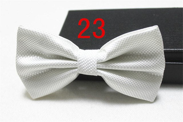 ADJUSTABLE BOW TIES AVAILABLE IN 24 COLOURS23-weddingniknaks