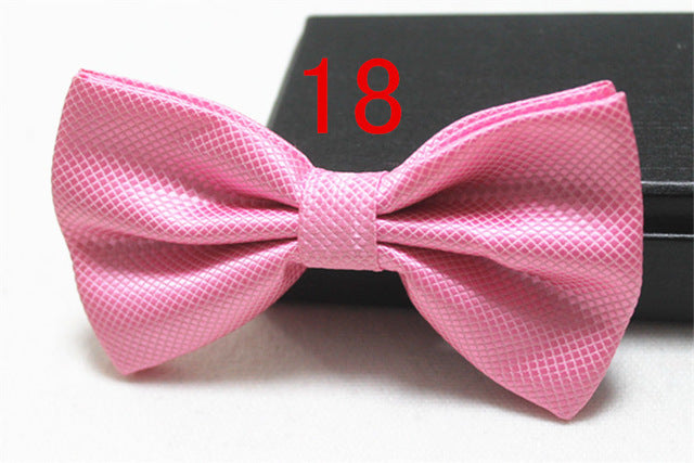 ADJUSTABLE BOW TIES AVAILABLE IN 24 COLOURS18-weddingniknaks
