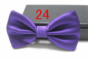 ADJUSTABLE BOW TIES AVAILABLE IN 24 COLOURS24-weddingniknaks