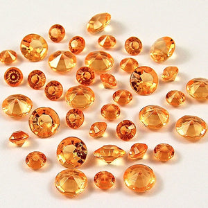 20,000 RHINESTONE CRYSTAL BEADS. AVAILABLE IN 20 DIFFERENT COLOURS.Dark Yellow / 4mm 20000pcs-weddingniknaks