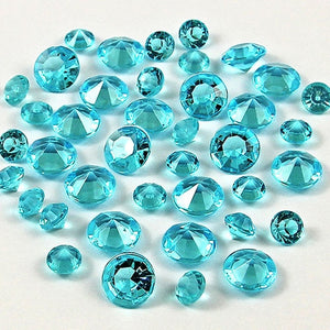20,000 RHINESTONE CRYSTAL BEADS. AVAILABLE IN 20 DIFFERENT COLOURS.Sky Blue / 4mm 20000pcs-weddingniknaks