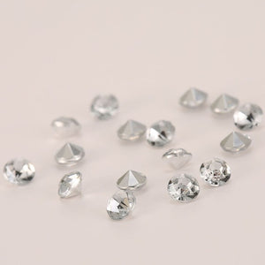 20,000 RHINESTONE CRYSTAL BEADS. AVAILABLE IN 20 DIFFERENT COLOURS.White Clear / 4mm 20000pcs-weddingniknaks