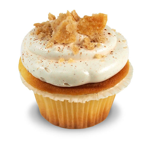 Mom's Apple Pie Cupcake