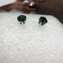 Luxury Austrian gem earring set