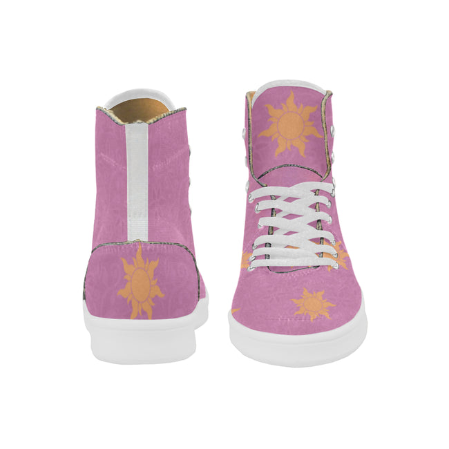 Lost Princess High Top Sneakers
