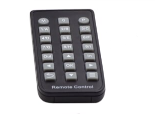 9 Button KVM Remote Control