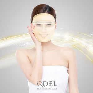 Qdel LED Photon Therapy Face Mask