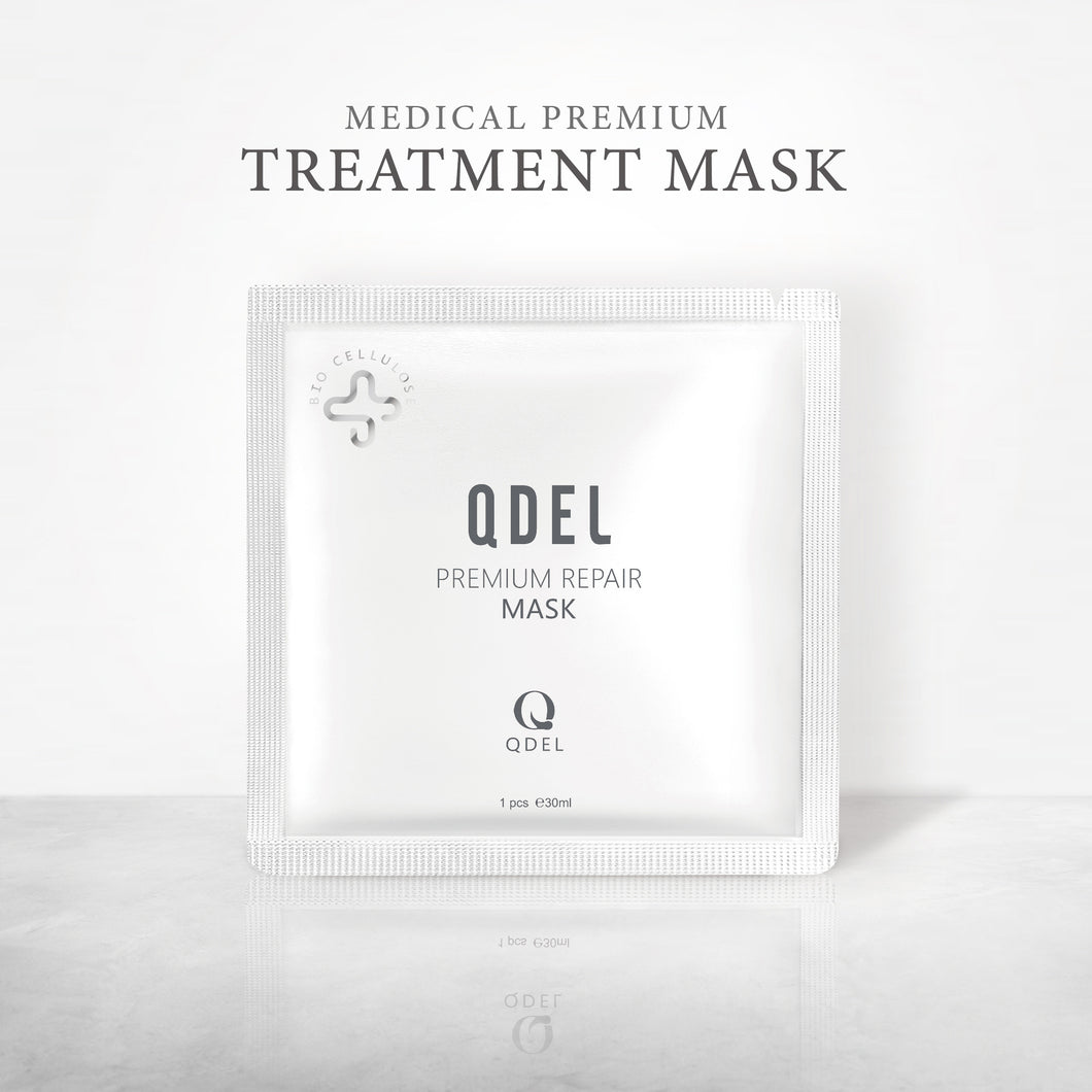Qdel Premium Treatment Mask 5 Pcs