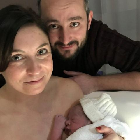 The Accidental Hospital Birth