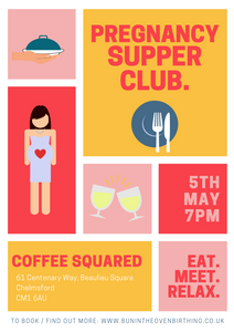 PREGNANCY SUPPER CLUB