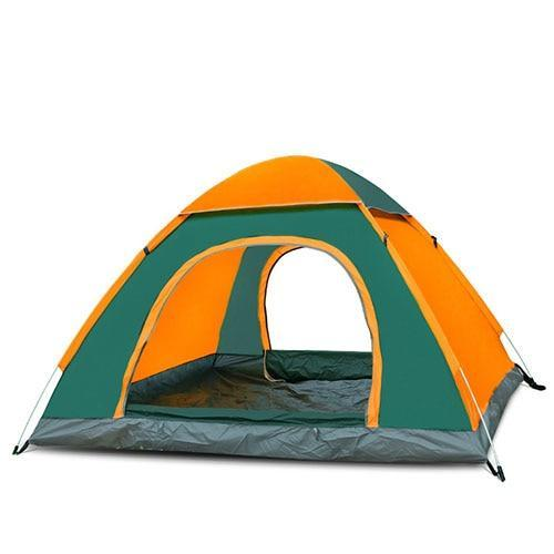 Lukowulf's Camping Haven Double door 1 Anti-UV Waterproof Ultralight Tent