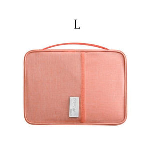 Lukowulf's Camping Haven Orange L Travel Organizer bag