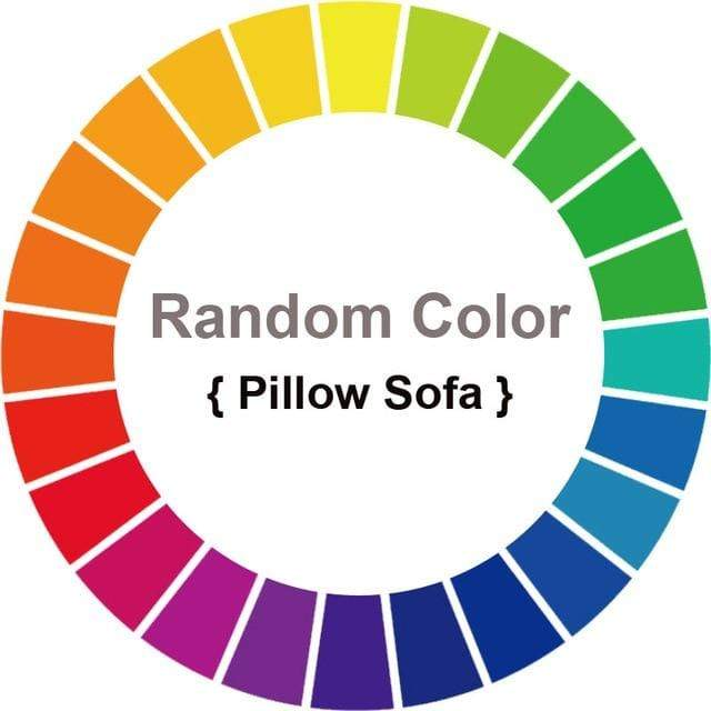 Lukowulf's Camping Haven Random Color Pillow 2019 Trend Outdoor Products Fast Infaltable Air Sofa Bed Good Quality Sleeping Bag Inflatable Air Bag Lazy bag Beach Sofa Laybag