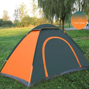 Lukowulf's Camping Haven Single door 1 Anti-UV Waterproof Ultralight Tent