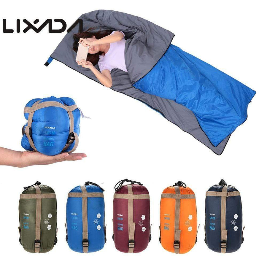 Lukowulf's Camping Haven Travel Ultra-light Sleeping Bag