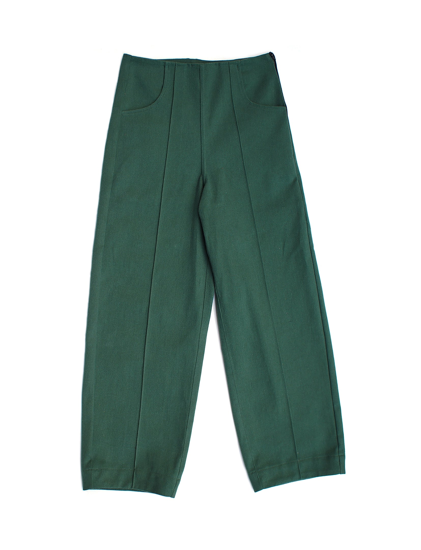 TAB PANTS, FOREST