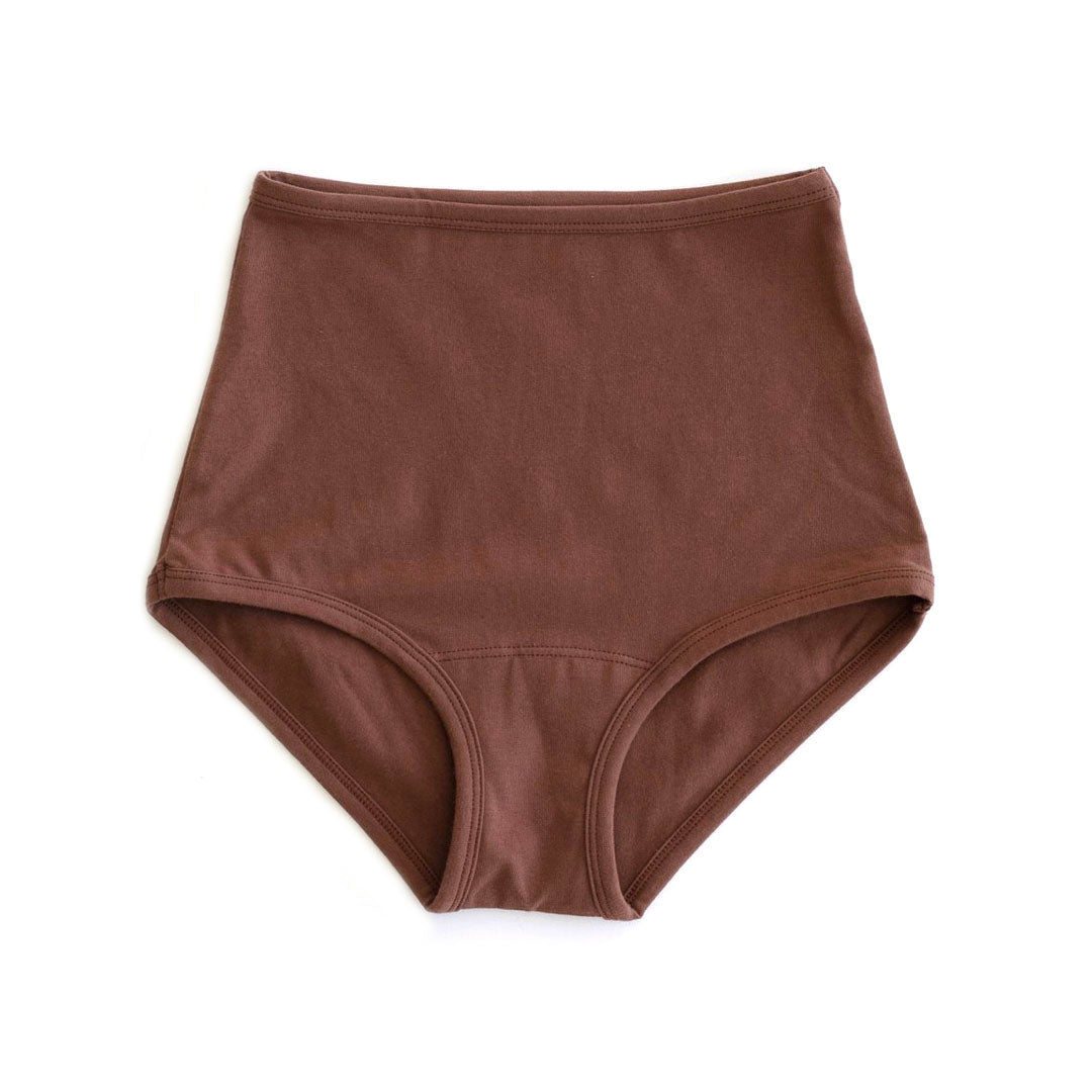 ARQ HIGH RISE UNDIES - SPICE