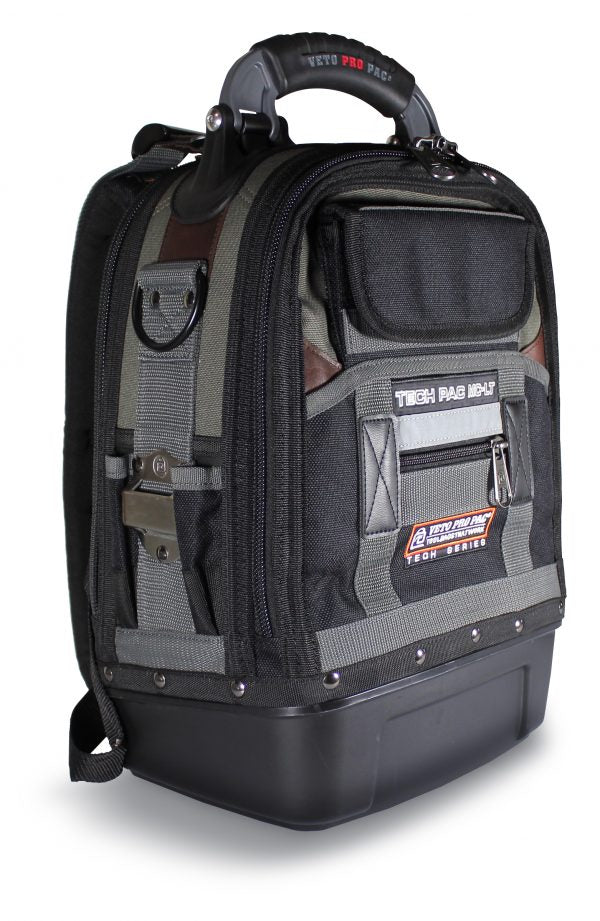 Tech PAC MC-LT Laptop Backpack Tool Bag