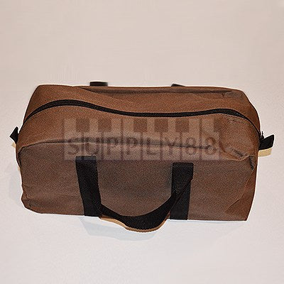 Canvas Storage Bag 13x7x6