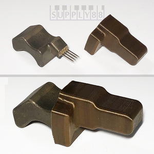 Voicing Tool Cover for Small 4-Needle Brass Voicer