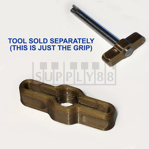 Comfort Grip for Stabilizer Tool