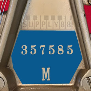 Serial Number Stencils from Supply88