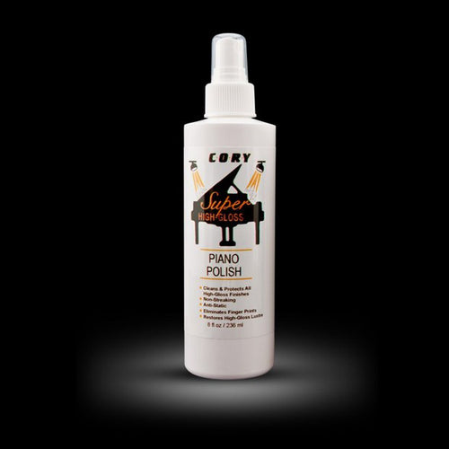 Cory Super High-Gloss Piano Polish 8 oz (USA only)
