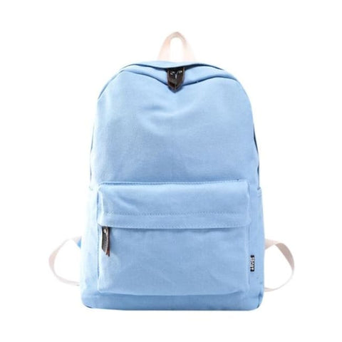 Classic Backpack - Sky Blue Backpack