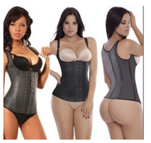 LATEX VEST (THIN STRAPS OR THICK STRAPS)