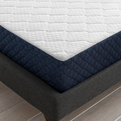 "8"" Gel Memory Foam Mattress - Twin"