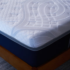 "ComfortGrande™ Plus 14"" Gel Memory Foam Mattress - Twin"