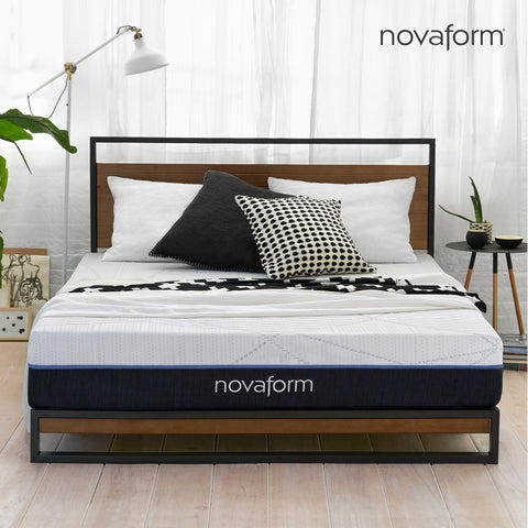 "10"" SoFresh™ Responsive Foam Mattress - Full"