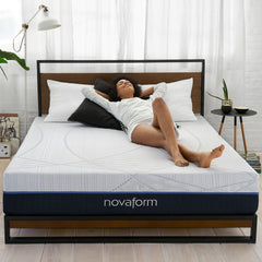 "10"" SoFresh™ Responsive Foam Mattress - Twin"
