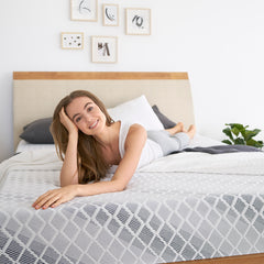 "12"" Advanced Back Support™ Specialized Foam Mattress - Full"