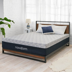 "12"" Overnight Recovery™ Gel Memory Foam Mattress - Cal King"