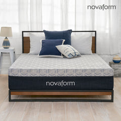 "12"" Overnight Recovery™ Gel Memory Foam Mattress - King"