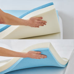 "3"" Seasonal Foam Mattress Topper"