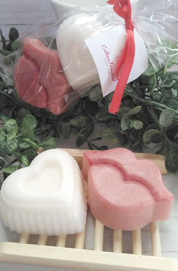 Heart & Lips Soap Duo