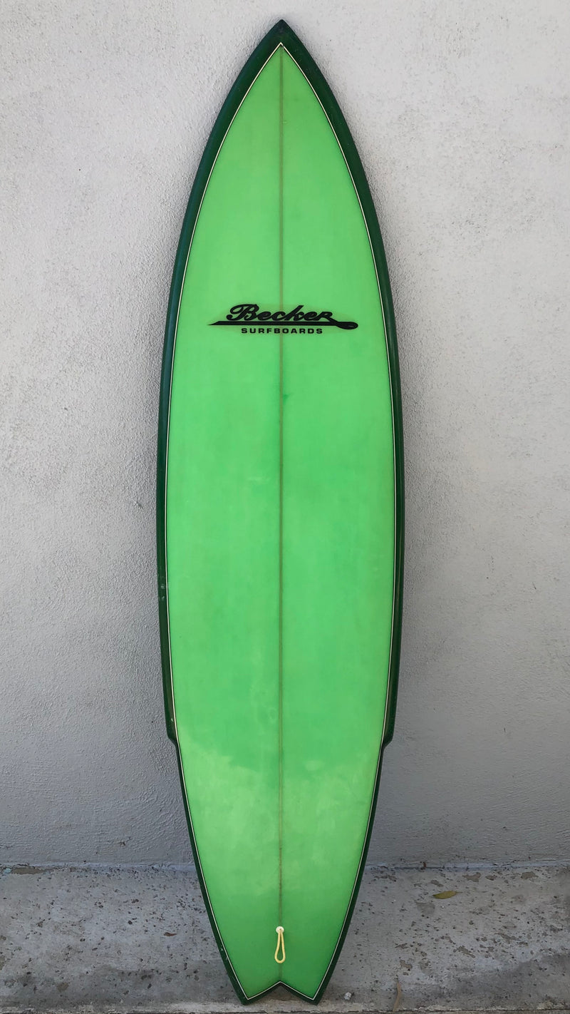 Single Fin Stinger
