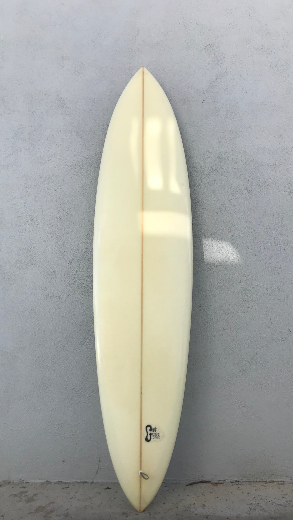Chris Cravey Single Fin