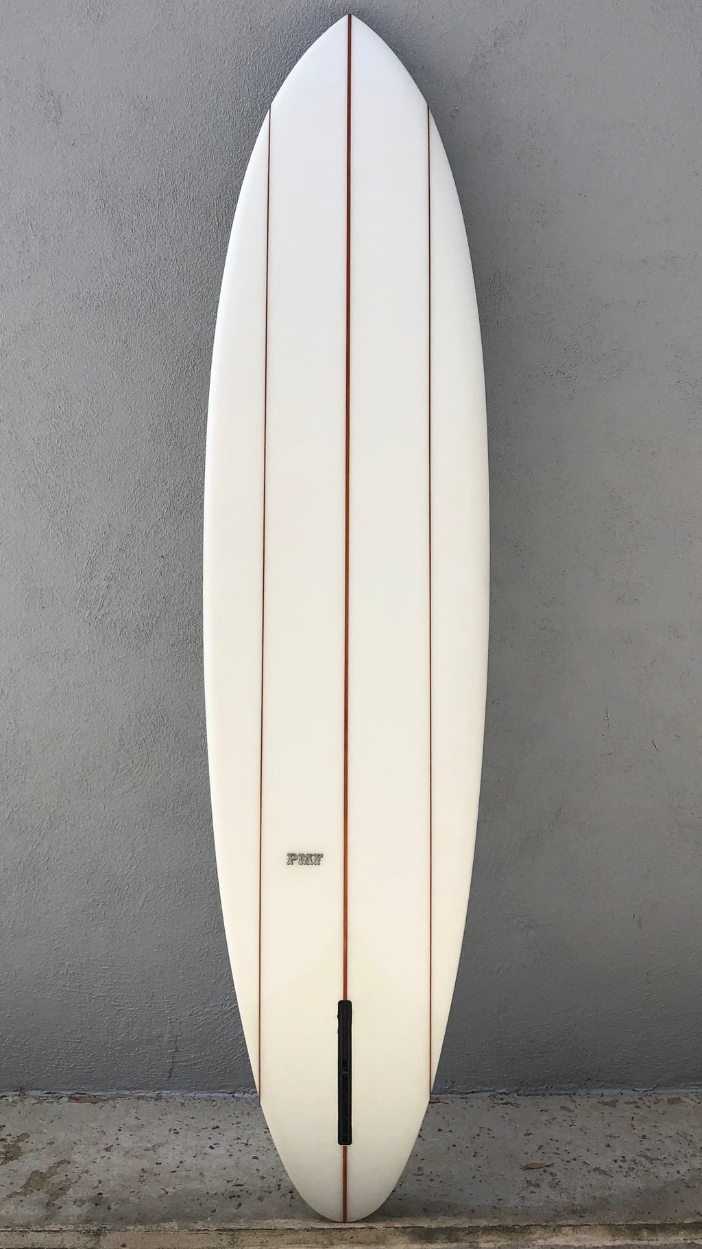 Mid-length Single Fin