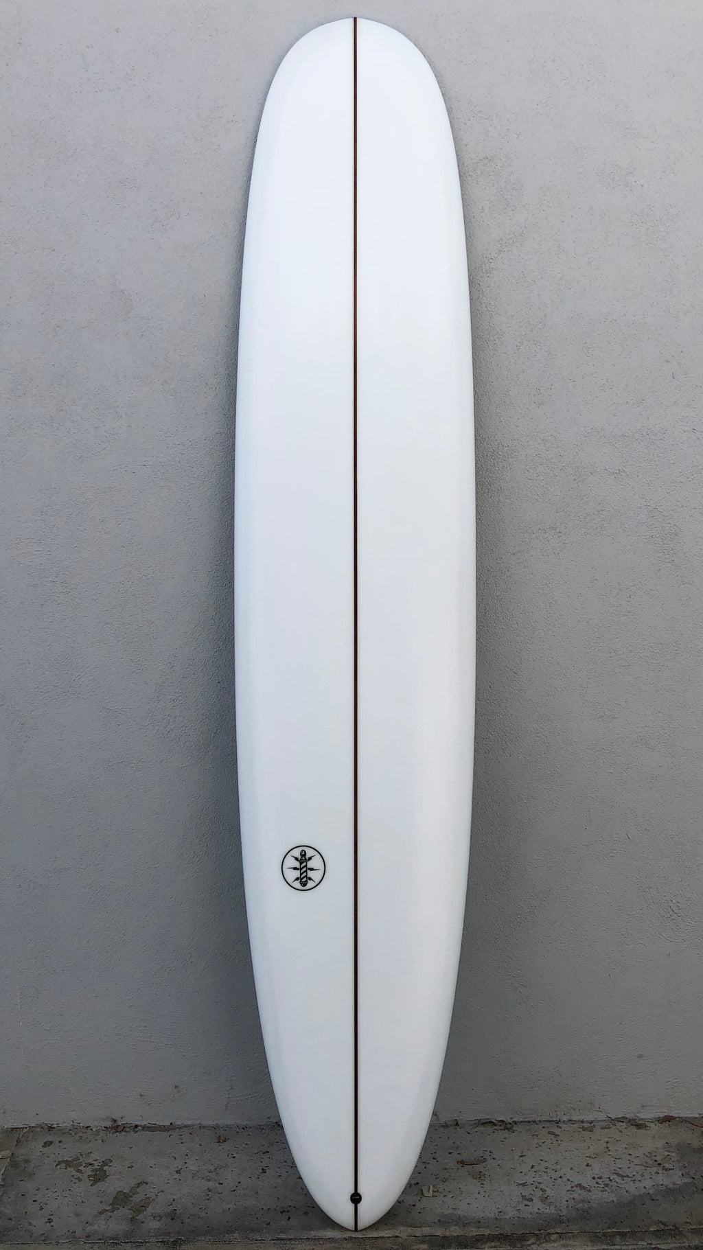 Barber Single Fin Noserider