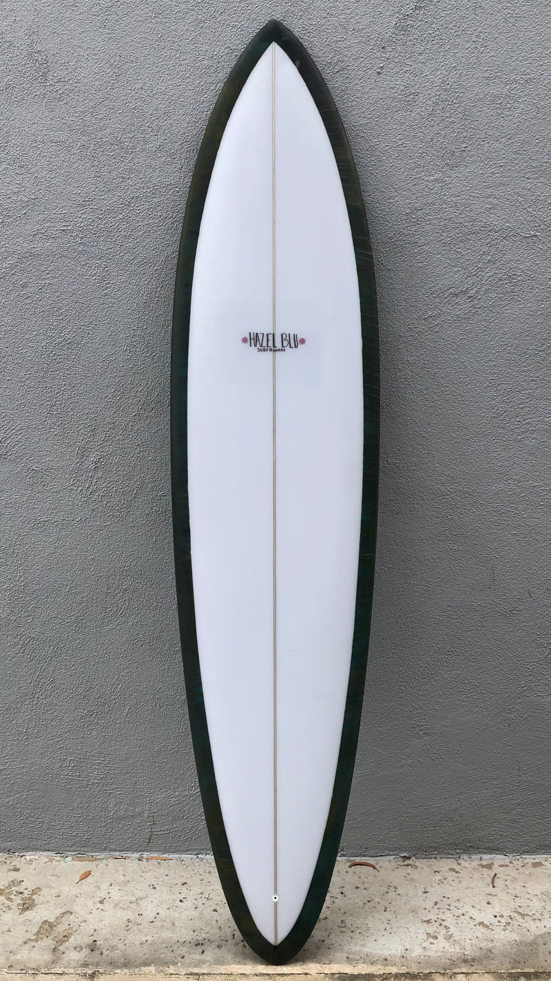 Hazel Blu single fin midlength
